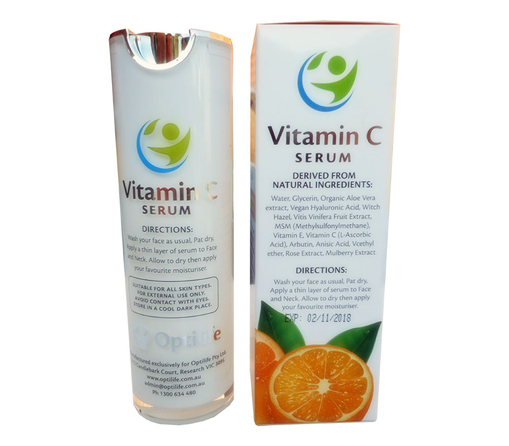serum for your face